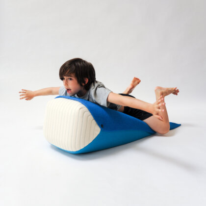 WHALE POUF | The Room Living