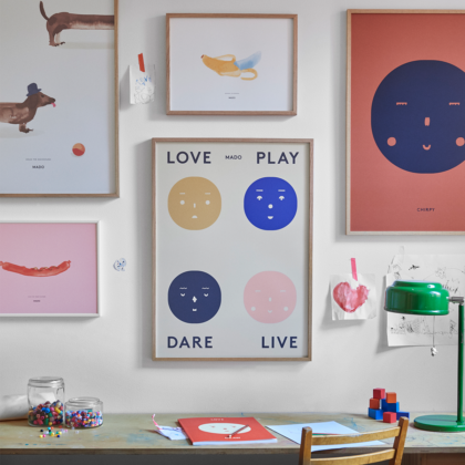 FOUR FEELINGS | The Room Living