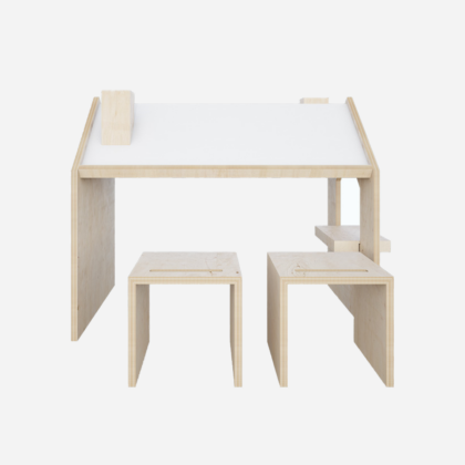 ROOF PLAYHOUSE DESK   The Room Living