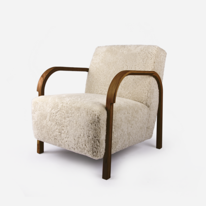 ARCH Lounge Chair | The Room Living