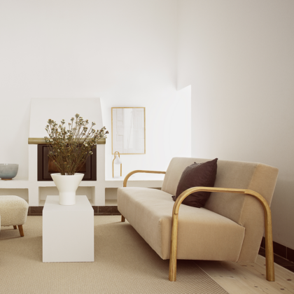 ARCH Sofa | The Room Living