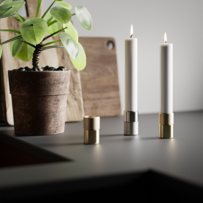 ELEMENTS – CANDLE HOLDER   The Room Living