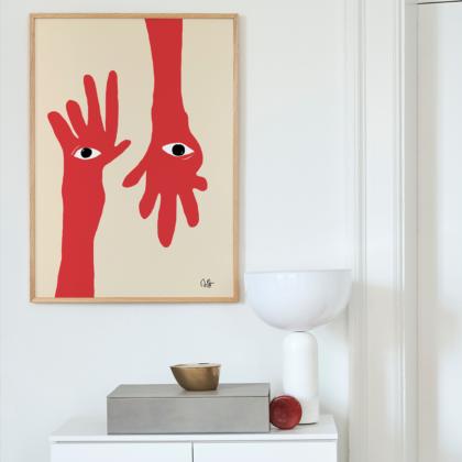 Hamsa Hands | The Room Living