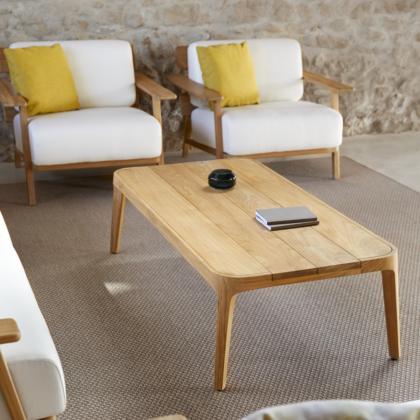 MESA CENTRO RECTANGULAR PARALEL | The Room Living