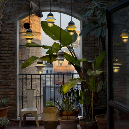 SANTORINI PENDANT EXTERIOR | The Room Living